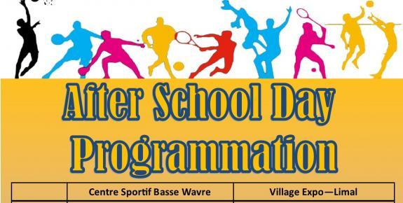 after school day programme 2019