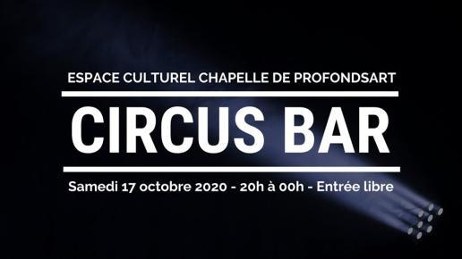 findashow circusbar 17 oct